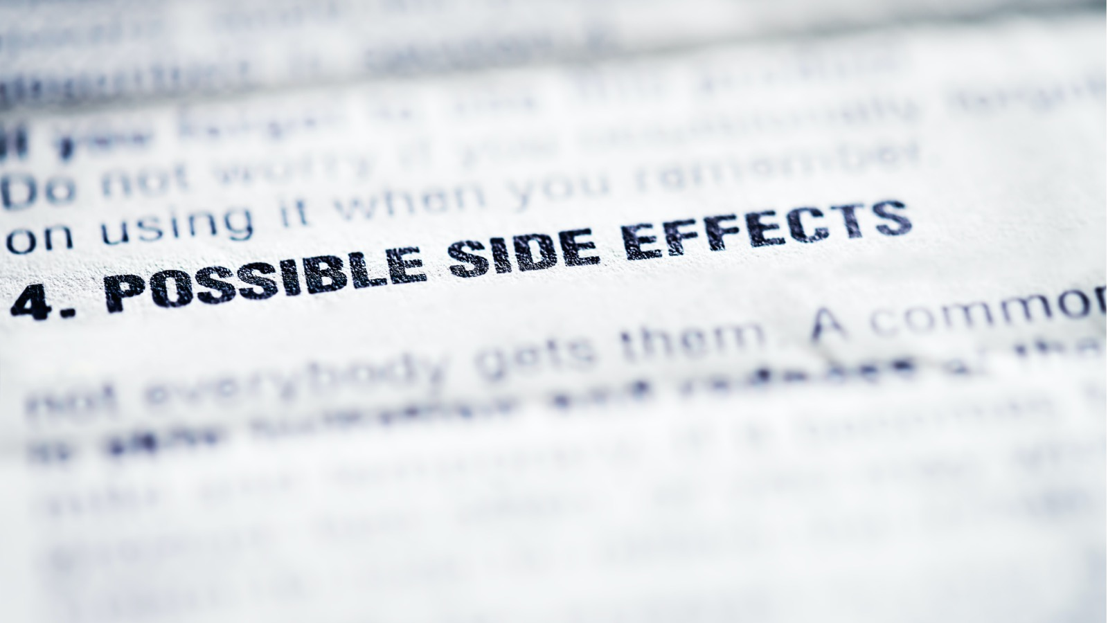 Cannabis side effects - featured image